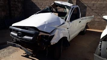 Toyota Hilux 2.5 S/C - 2005 - Stripping for spares