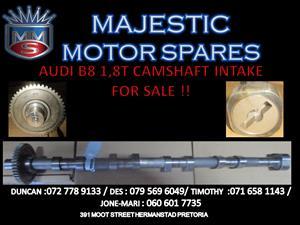 Audi camshaft intake for sale !!