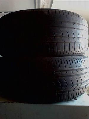 Tyres 225/55z R16