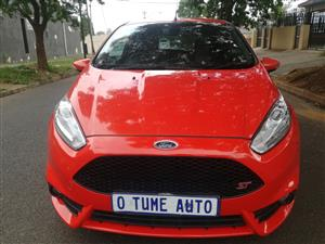 2017 Ford Fiesta 1.4 3 door Titanium