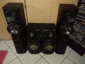 LG speakers for sale