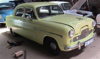 1954 Zephyr Mk 1