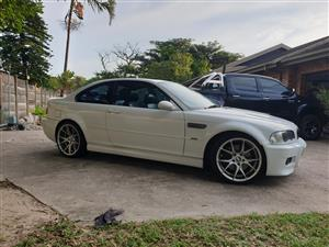 2002 BMW M3 Competition