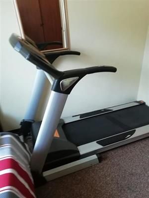 Maxed Fitness Treadmill
