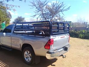 2019 farm vehicle railings