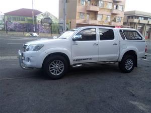 2014 Toyota Hilux double cab HILUX 3.0 D 4D RAIDER 4X4 A/T P/U D/C
