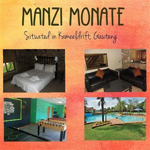Manzi Monate (29 June - 6 July ~ School Holidays)