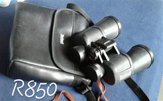 Bushnell 10 x 50 Wide angle binoculars