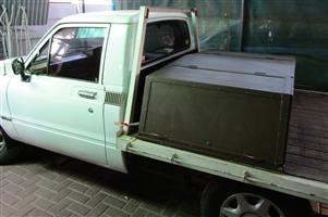 Toolbox for bakkie