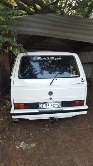 2006 VW Kombi 1.9TDI LWB