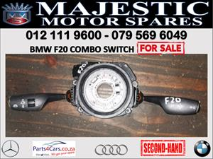 Bmw F20 combination switch for sale