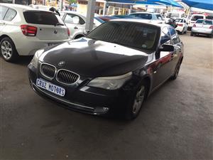 2008 BMW 5 Series 525i Sport