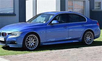 2014 BMW 3 Series sedan 320D SPORT LINE A/T (G20)