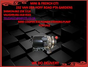 Mini cooper r55 Power steering pump for sale.