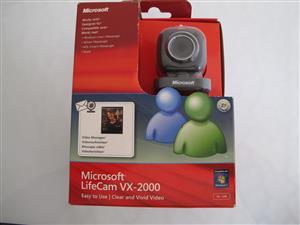 Microsoft VX-2000BUS Lifecam VX-2000 Webcam (Still Sealed)