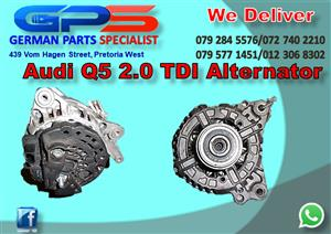 Audi Q5 2.0 TDI Alternator for Sale
