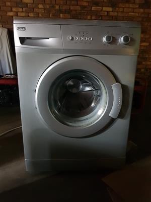 5kg DEFY Washing Machine Front loader