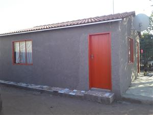 A Beautiful 2-Bedroom House for Sale in Soshanguve