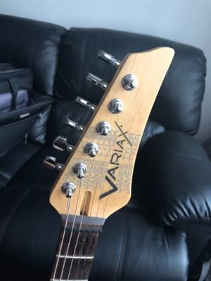 JTV LINE6 electric strat guitar
