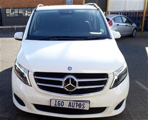 2016 Mercedes Benz Viano CDI 3.0 Avantgarde Edition 125