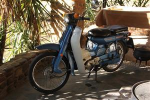 Yamaha VT 1975 model