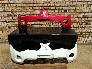 Mitsubishi Triton Front Bumper