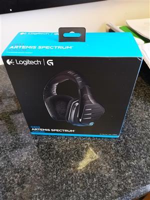 Logitech G933 Artemis Spectrum Wireless Headset | Junk Mail