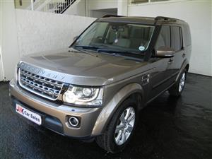 2015 Land Rover Discovery 4 3.0 TDV6 SE
