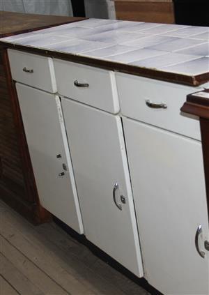 S034400A 3 Door kitchen cabinet #Rosettenvillepawnshop