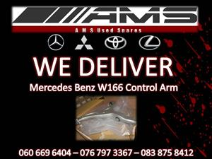 MERCEDES BENZ W166 CONTROL ARM FOR SALE