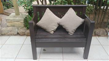 Lovely once off veranda bench.