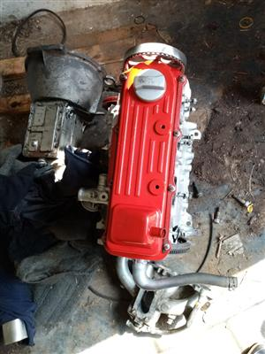 1.8 Golf Engine and spares