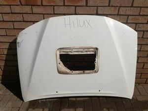 Toyota Hilux 3.0 D4D Facelift Bonnet