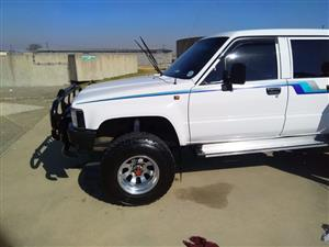 1994 Toyota Hilux V6 4.0 double cab Raider