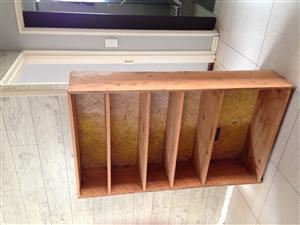 Organ Pine Shelving