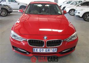 2012 BMW 3 Series 328i M Sport auto