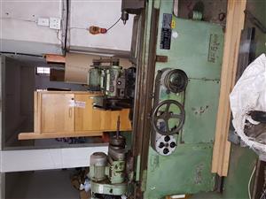 Cylindrical grinder