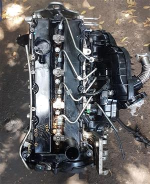 CHEV TRAILBLAZER 2.5 2014 USED BGT ENGINE FOR SALE