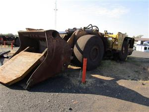 Wagner Scooptram, ST8B Load Haul Dumper - ON AUCTION