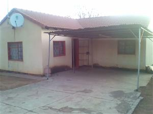 HOUSE FOR SALE MABOPANE BLOCK U