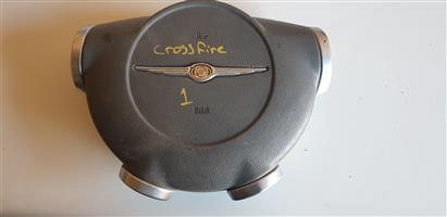 Chrysler Crossfire Steering airbags
