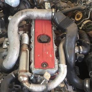 low mileage import engines