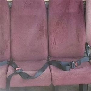 seats for Mercedes sprint
