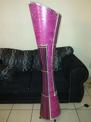Handmade Mosaic Lamp for Sale