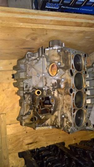 Audi ALT 2.0TFSi Engine Block