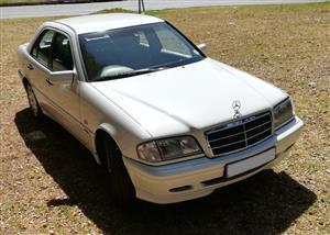 1998 Mercedes Benz C-Class C250d Edition C