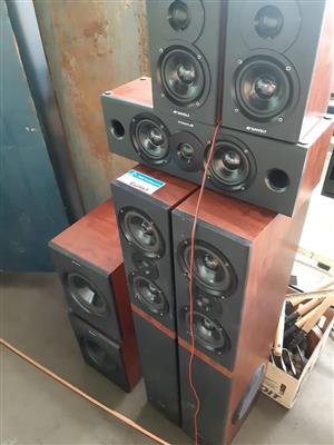 Sansui speaker set for sale