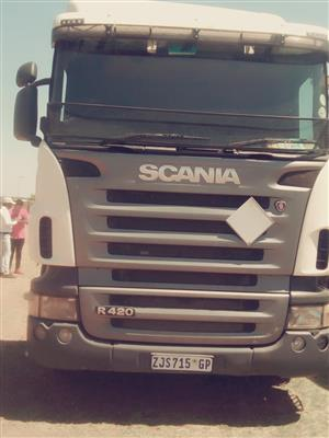 SCANIA R420 AT A GREAT DEAL