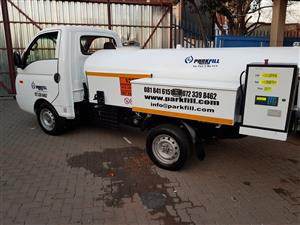 Truck and bakkie Builds