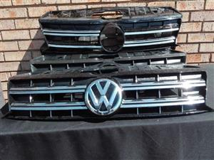 Volkswagen Amarok Main Grill